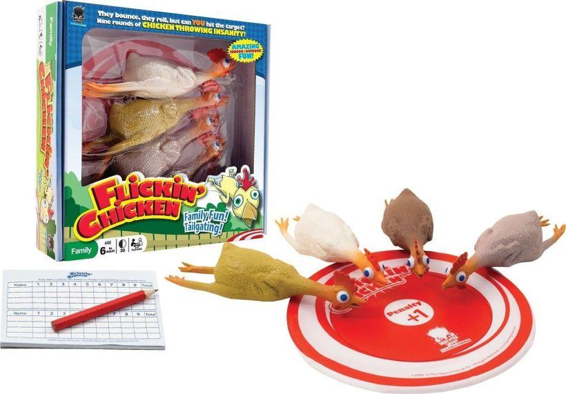 Flicken Chicken Game