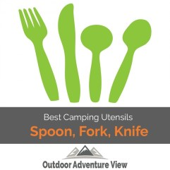 10 of the best camping utensils
