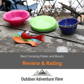 The Best Camping Plates And Bowls On The Market Review Rating
