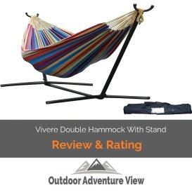 vivere double hammock