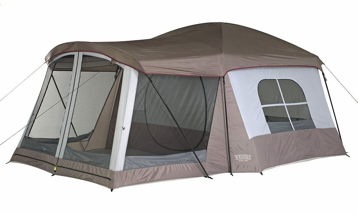 Wenzel Klondike 8 Person Family Tent