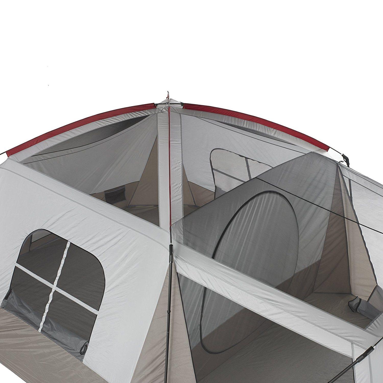 Wenzel 8 Person Klondike family tent top