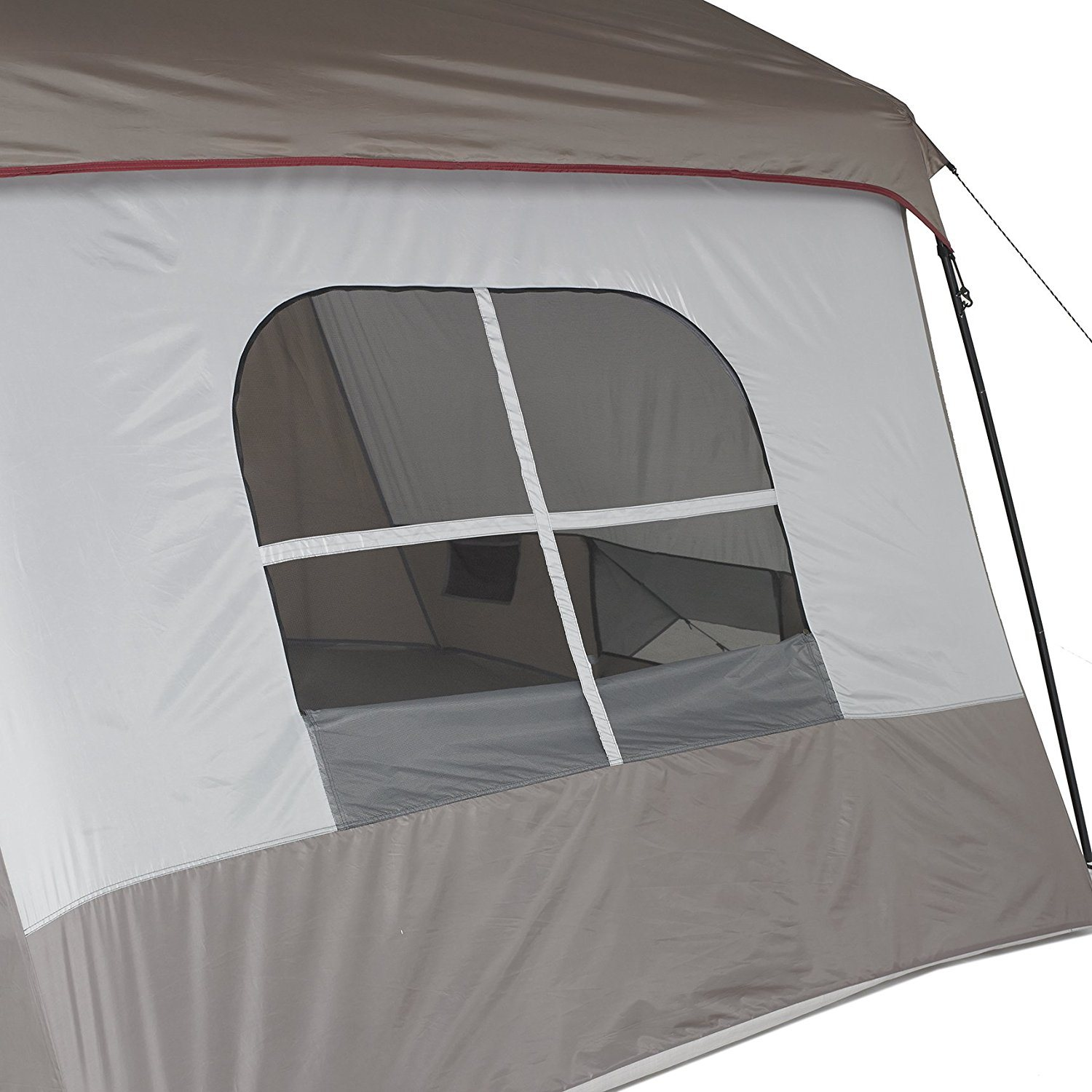 Wenzel 8 Person Klondike family tent window