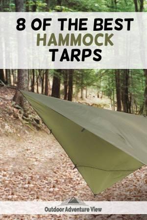 best hammock tarps