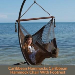 caribbean best hammock chair
