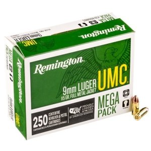 Centerfire Handgun Ammunition