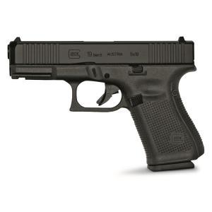 Glock 19 Gen5, Semi-Automatic, 9mm, 4.02 | handgun