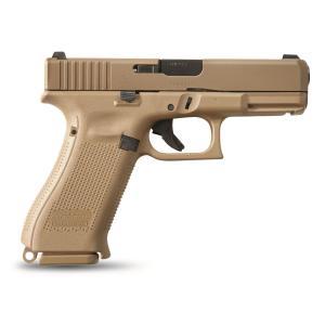 Glock 19X, Semi-Automatic, 9mm, 4.02, handgun