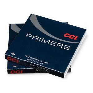 400 Small Rifle Primers 100-Pack
