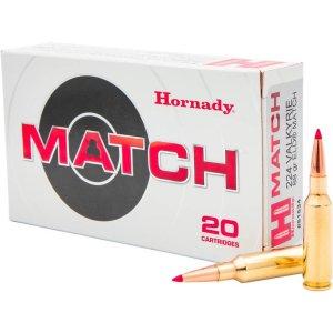 Hornady ELD Match .224 Valkyrie 88-Grain Rifle
