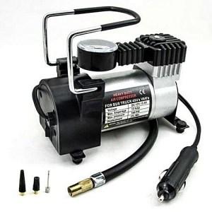 12 Volt Portable Air Compressor For Vehicles