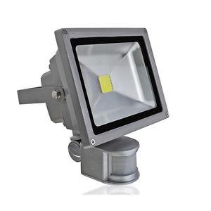 Dr Light 20 Watt PIR Sensor LED Floodlight 220 Volt