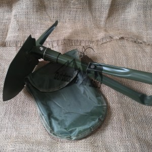 Bush Baby Folding Camping Shovel