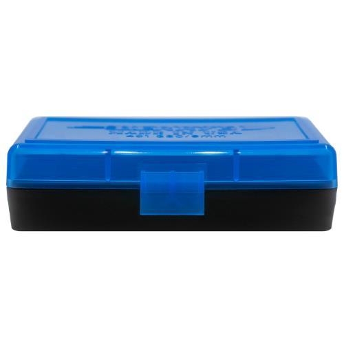 BERRY'S 404 BLUE AMMO BOX #401 (380/9mm) 50rd