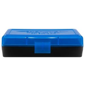 BERRY'S 404 BLUE AMMO BOX #401 (380/9mm) 50rd