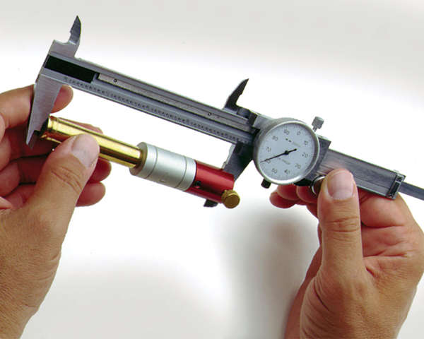 Hornady Lock-N-Load Headspace Comparator With 5 Bushings