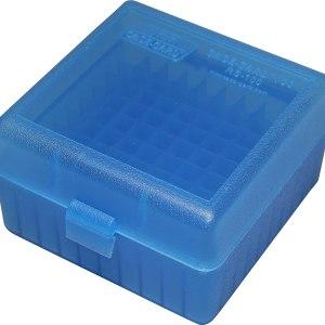BERRY'S BLUE AMMO BOX #502 (223/5.56) 100rd