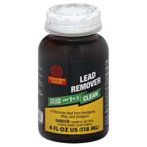 Shooter's Choice Lead Remover Glass JAR 118ml