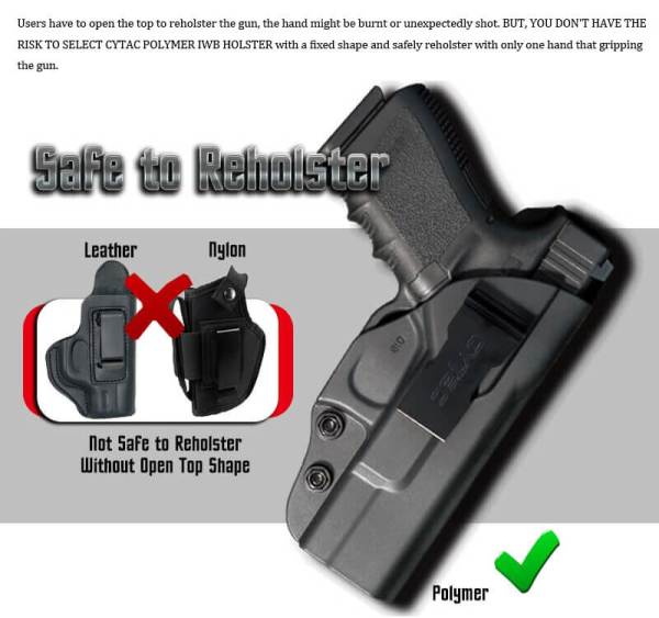 Cytac Holster for Beretta PX4 Storm | I-Mini-guard