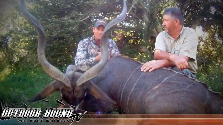 Hunting in Impala in South Africa with Outdoor Bound TV