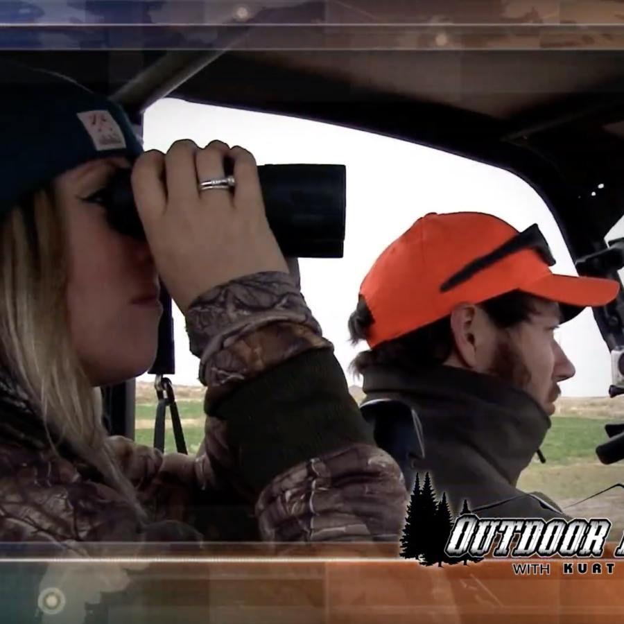 Outdoor Bound TV Antelope Hunt