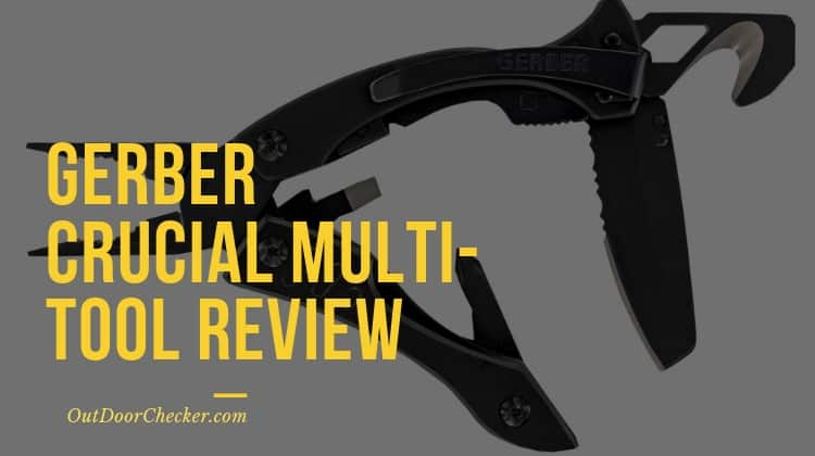 Gerber Crucial Multi-Tool Review