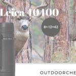 Leica 40400 8-12×42