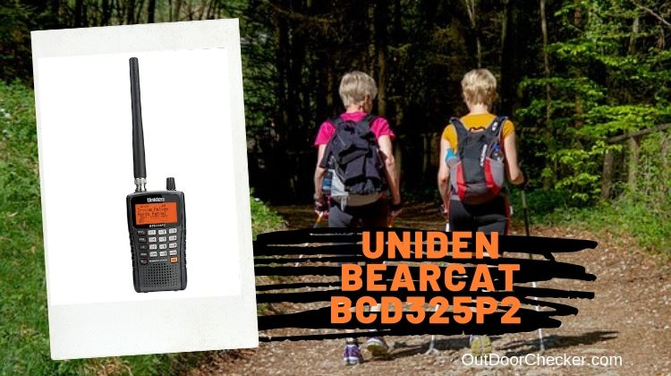 Uniden Bearcat BCD325P2 TrunkTracker V