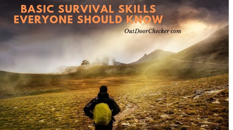Basic Survival Skills Everyone Should Know