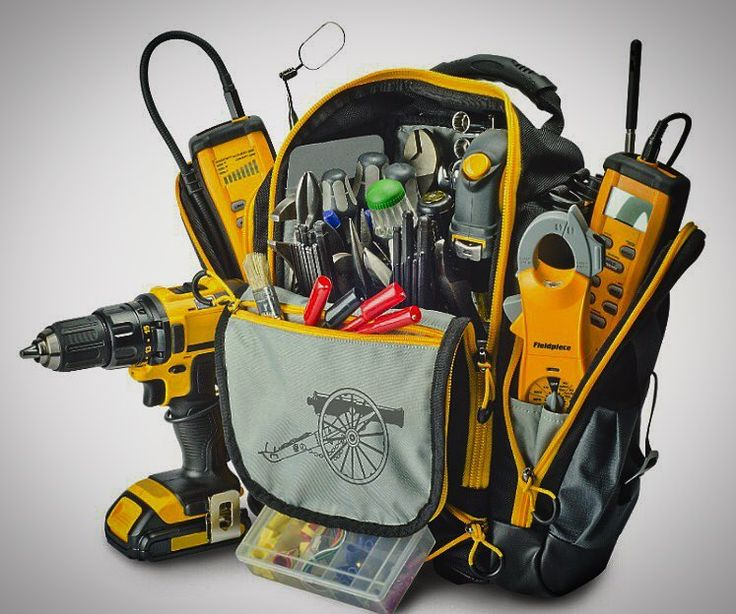 Buying the Best HVAC Tool Bag (A 2018 Review Update ...