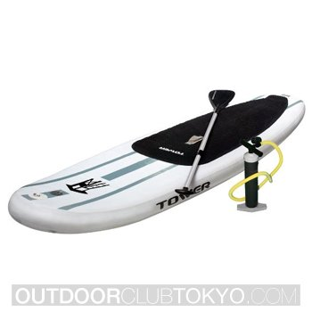 Tower Paddle Boards Adventurer Inflatable SUP Package