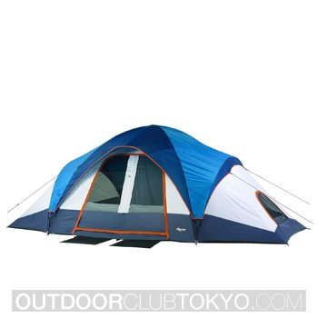 Mountain Trails Grand Pass 10 Person Family Tent