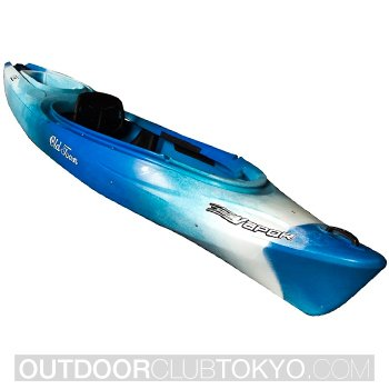 Old Town Canoes & Kayaks Vapor 10 Angler Fishing Kayak
