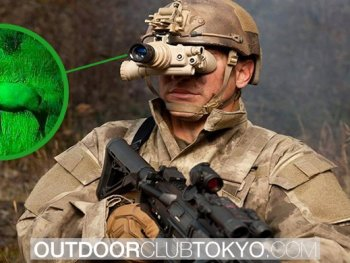 Military Grade Night Vision Goggles