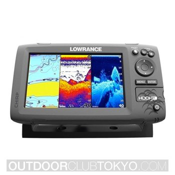 Lowrance Hook 7 Sonar / GPS Fish Finder Review | Outdoor