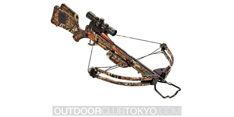 Wicked Ridge Warrior HL Crossbow