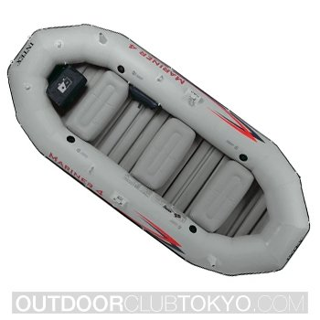 Intex Mariner 4 4-person inflatable Boat Set