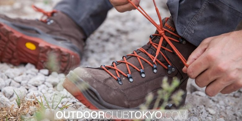 Lacing Your Hiking Boots For Downhill Trails
