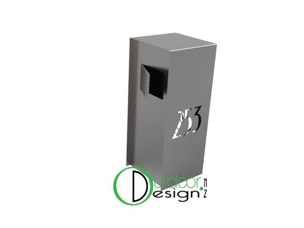 Letterbox design New Zealand NZ