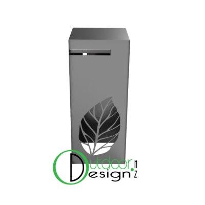 Custom designed mail box