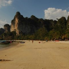 Phang Nga beach Sailing in Thailand
