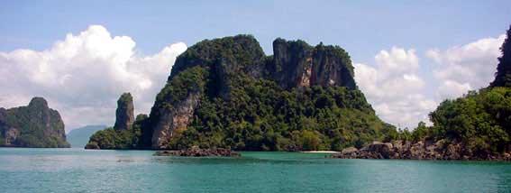 Lost worlds in Thailand