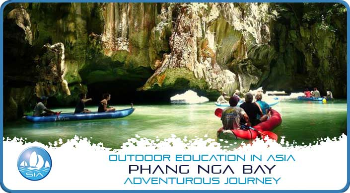 Spectacular caves of Phang Nga Bay Adventurous Journey