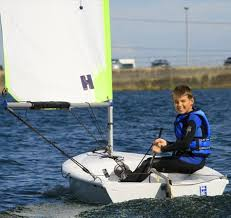 Dinghy Sailing Learn to Sail in Thailand