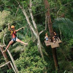 Flying Hanuman Thailand Adventures