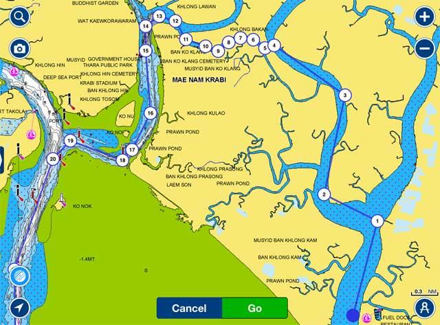 Krabi River Trip