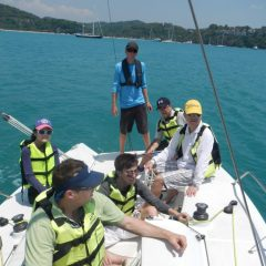 Teacher Pre Visit Learn to Sail in Thailand