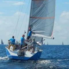 Yacht racing Sailing in Thailand