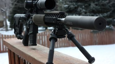 best rifle scope under 300