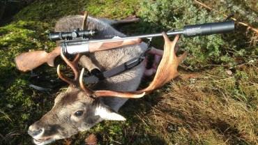 best deer hunting rifle